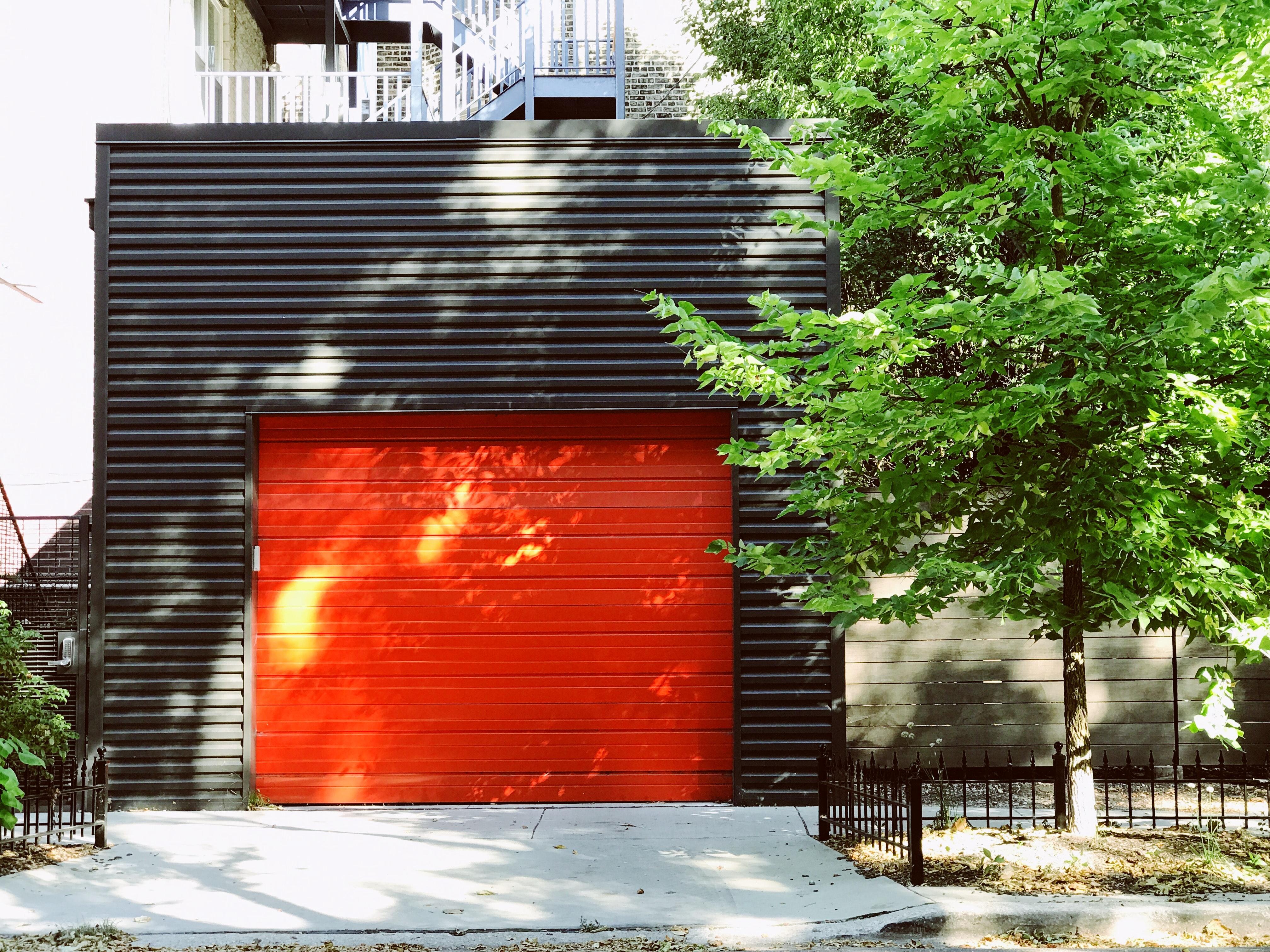 Residential Garage Door Installation Wenatchee